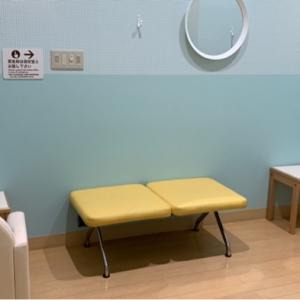 車椅子利用の方も使用できる授乳室
