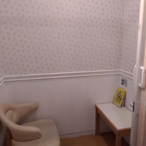 左側の授乳室