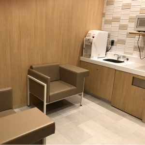 渋谷スクランブルスクエア(13階)の授乳室・オムツ替え台情報 画像3
