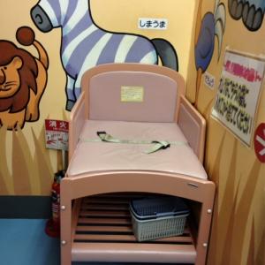 東京ドーム(内野1階コンコース)の授乳室・オムツ替え台情報 画像1