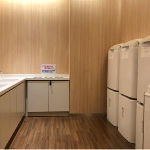新神戸オリエンタルアベニュー(2F)の授乳室・オムツ替え台情報 画像4