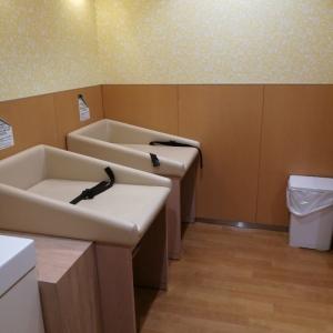 岸和田カンカン ベイサイドモール EAST(3F)の授乳室・オムツ替え台情報 画像4