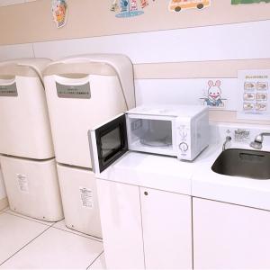 海老名SA(下り線)(1F)の授乳室・オムツ替え台情報 画像4
