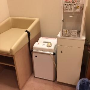 帝国ホテル大阪(3F)の授乳室・オムツ替え台情報 画像5