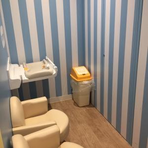 Gapストア 三宮店(4F)の授乳室・オムツ替え台情報 画像4
