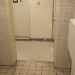 女性トイレ 入口