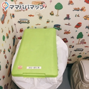 コーナン貝塚東山店(1F)の授乳室・オムツ替え台情報 画像4