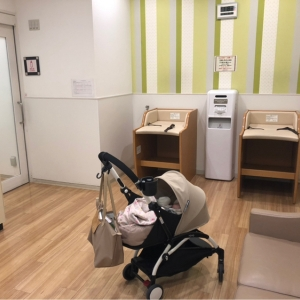 神戸三田プレミアム・アウトレット(1F)の授乳室・オムツ替え台情報 画像9