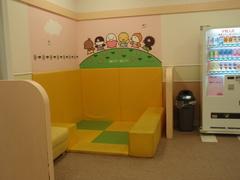 イオン札幌発寒店(3F)の授乳室・オムツ替え台情報 画像1