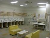 イオンモールりんくう泉南(2階 赤ちゃん休憩室)の授乳室・オムツ替え台情報 画像9