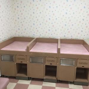 サンピア 東金店(2F)の授乳室・オムツ替え台情報 画像7
