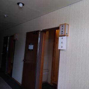 フロントに声をかけたら授乳室案内頂きました。三階です。