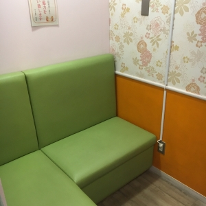 授乳室です。(女性専用、相席)