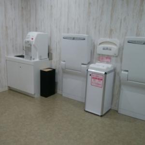 島忠 ・ホームズ 所沢店(1F)の授乳室・オムツ替え台情報 画像3