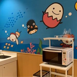 ららぽーとTOKYO-BAY(西館2F アカチャンホンポ向かい)(ららぽーと船橋)の授乳室・オムツ替え台情報 画像5
