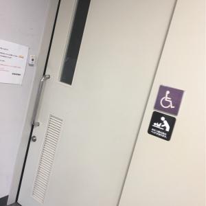 江戸川区立西葛西図書館(3F)の授乳室・オムツ替え台情報 画像3