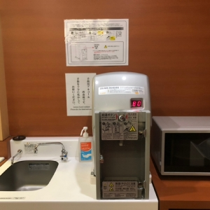 基町クレドパセーラ(4F)の授乳室・オムツ替え台情報 画像6