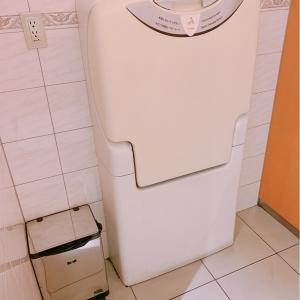 女性用トイレ 手洗い場向かい