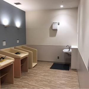 三井アウトレット横浜ベイサイドマリーナCブロック(1F)の授乳室・オムツ替え台情報 画像7