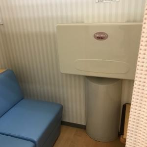 イオンモール名古屋みなと(3F)の授乳室・オムツ替え台情報 画像1
