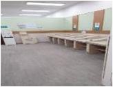 イオン久里浜店(2階 赤ちゃん休憩室)の授乳室・オムツ替え台情報 画像1