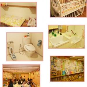 子育てほっとスペースすきっぷ(1F)の授乳室・オムツ替え台情報 画像1