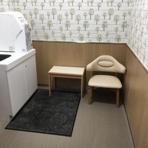 AEON TOWN 本巣(1F)の授乳室・オムツ替え台情報 画像7