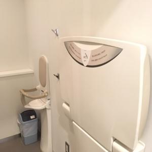 江の島ヨットハーバー(レストラン横トイレ内)の授乳室・オムツ替え台情報 画像3