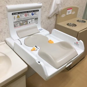 高松三越(本館6F)の授乳室・オムツ替え台情報 画像16