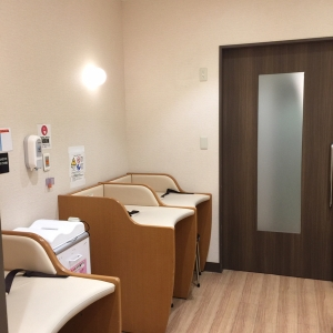 松坂屋上野店(本館8F ベビー休憩室)の授乳室・オムツ替え台情報 画像20