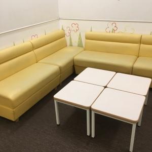 イオンモール名取(3F 赤ちゃん休憩室)の授乳室・オムツ替え台情報 画像8