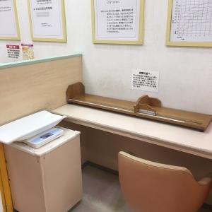 イオン山形北店(2階 赤ちゃん休憩室)の授乳室・オムツ替え台情報 画像3