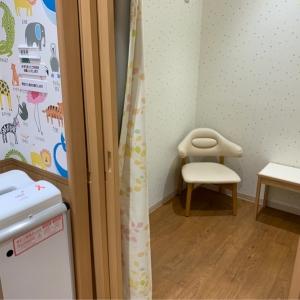 近鉄百貨店 生駒店(4F)の授乳室・オムツ替え台情報 画像10