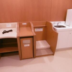 庄内空港ビル株式会社(3F)の授乳室・オムツ替え台情報 画像9