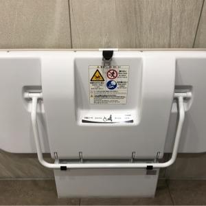 東急プラザ蒲田(4F)のオムツ替え台情報 画像2