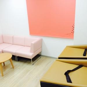 ホテルアウィーナ大阪(4階)の授乳室・オムツ替え台情報 画像1