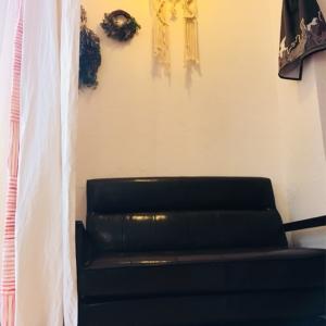 授乳室はリラックスできる空間です。