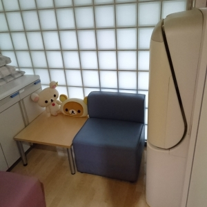 JR東京総合病院(2F)の授乳室・オムツ替え台情報 画像2