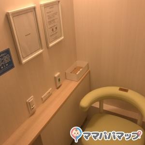 BOX型授乳室の中です。