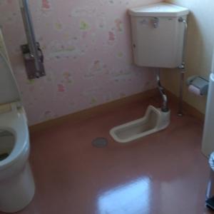個室トイレ別ショット