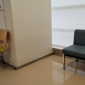 東京女子医科大学病院 総合外来 2階(2F)の授乳室・オムツ替え台情報 画像8