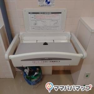 敦賀市役所のオムツ替え台情報 画像1