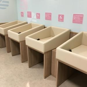イオンタウンユーカリが丘(東館 1階)の授乳室・オムツ替え台情報 画像4