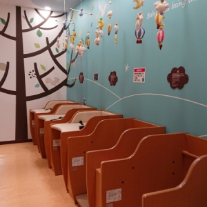 イオンスタイル堺鉄砲町(AEON STYLE内)(3F)の授乳室・オムツ替え台情報 画像1