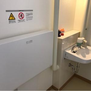 大阪市水道局東部水道センター(1F)の授乳室・オムツ替え台情報 画像6