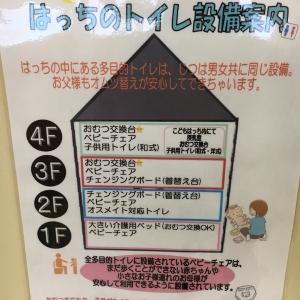 八戸ポータルミュージアム はっち(こどもはっち)(4F)の授乳室・オムツ替え台情報 画像4