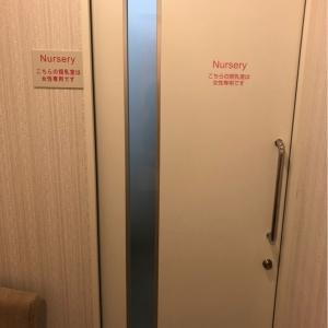 共用部の奥に個室があります