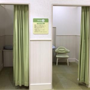 ジェイアール名古屋タカシマヤ(8階 赤ちゃん休憩室)の授乳室・オムツ替え台情報 画像4