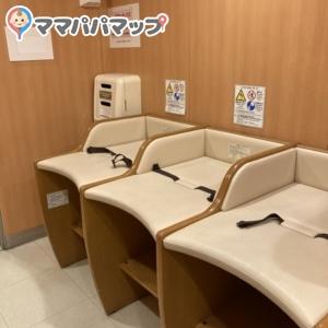 アトレ恵比寿(3F)の授乳室・オムツ替え台情報 画像8