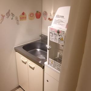日産サティオ高知の授乳室・オムツ替え台情報 画像1